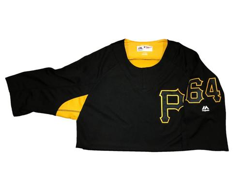 Photo of #64 Team-Issued Batting Practice Jersey