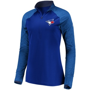 Toronto Blue Jays Women's Ultra Light Hoody by Majestic