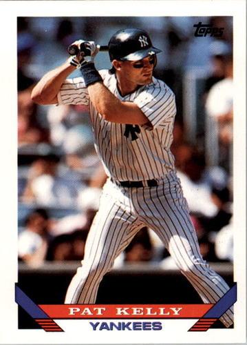 Photo of 1993 Topps #196 Pat Kelly