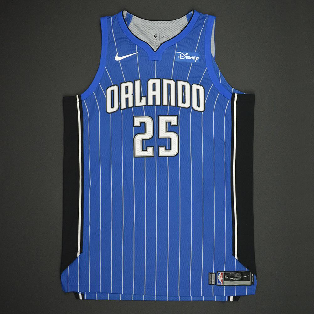 Wesley Iwundu - Orlando Magic - 2017 NBA Draft - Autographed Jersey