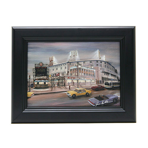 Detroit Tigers Stadium Giclee