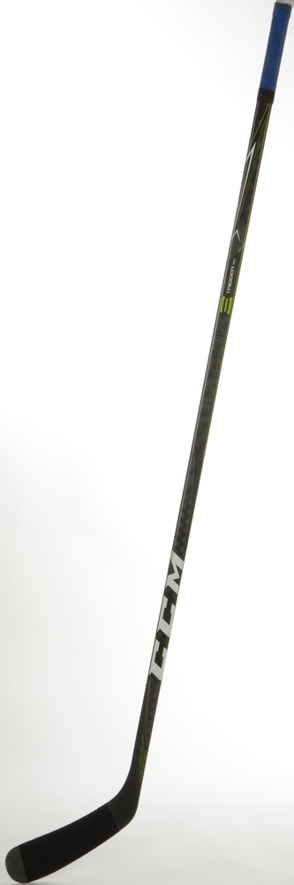 Ville Pokka Chicago Blackhawks Team Finland World Cup of Hockey 2016 Tournament-Used CCM Ribcore Trigger Hockey Stick