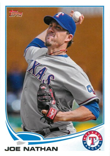 Photo of 2013 Topps #236 Joe Nathan