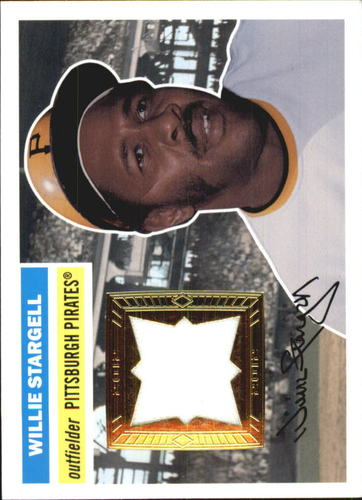 Photo of 2012 Topps Archives Relics #WS Willie Stargell