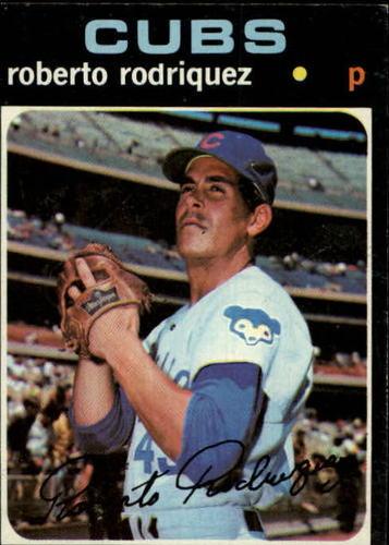 Photo of 1971 Topps #424 Roberto Rodriquez