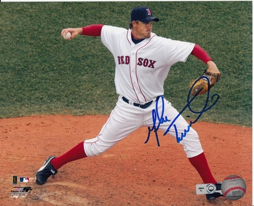 Photo of Mike Timlin Autographed 8x10