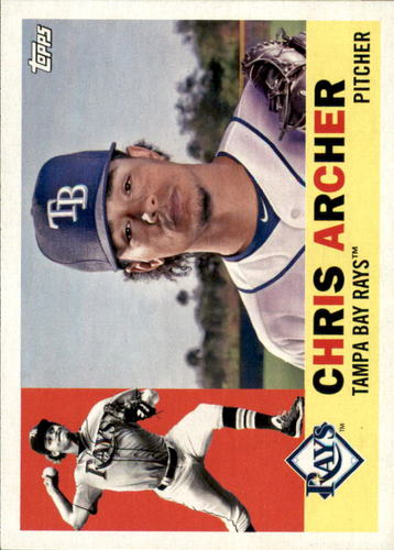 Photo of 2017 Topps Archives #54 Chris Archer