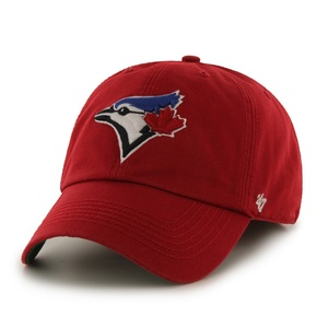 Toronto Blue Jays Franchise Cap Red by '47 Brand