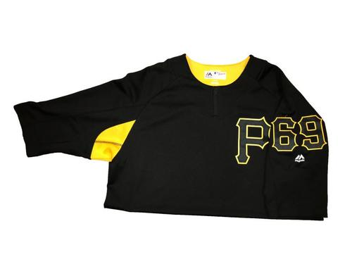 Photo of #69 Team-Issued Batting Practice Jersey