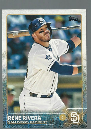 Photo of 2015 Topps #3 Rene Rivera