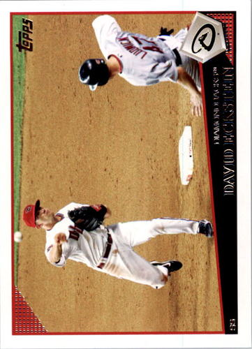 Photo of 2009 Topps #79 David Eckstein