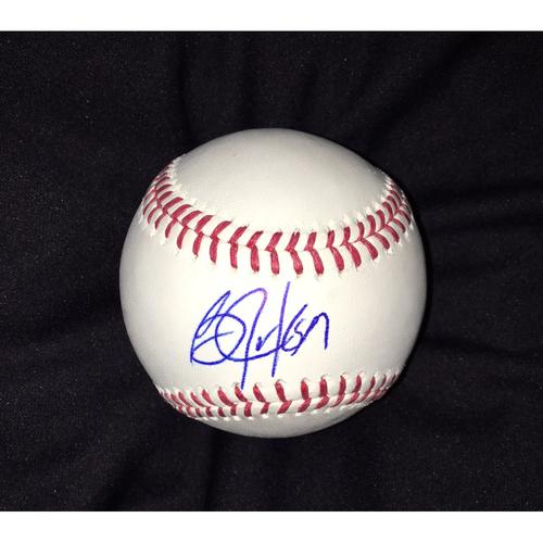 Photo of Bo Jackson Autographed Baseball