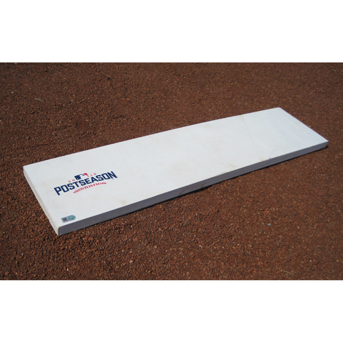 Photo of San Francisco Giants - NLDS Game 3 v Cubs - Commemorative Post Season Pitching Rubber