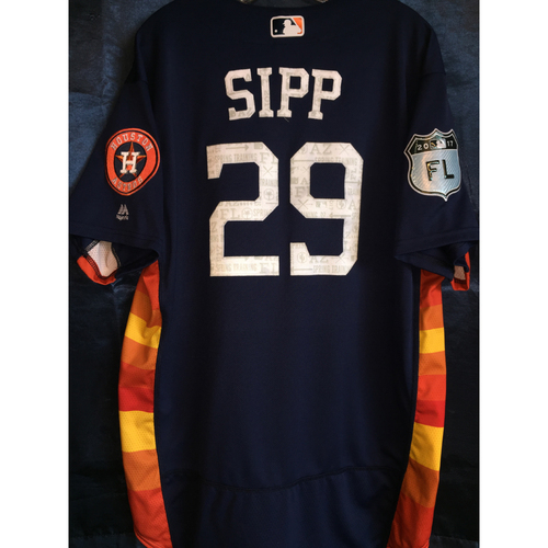 Photo of #29 Tony Sipp Team-Issued 2017 Spring Training Jersey