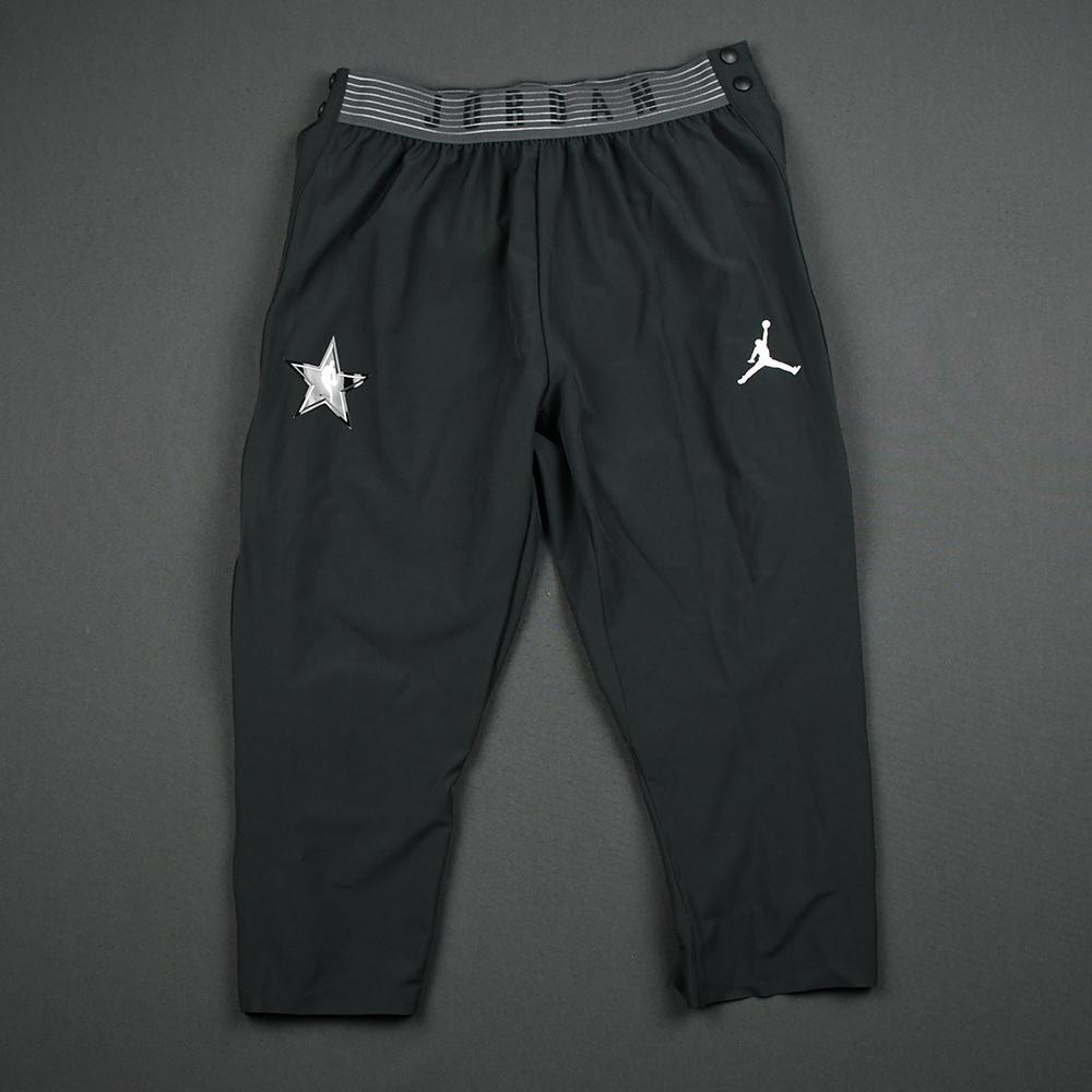 Kyrie Irving - 2018 NBA All-Star Game - Team LeBron - Warmup-Worn Pants