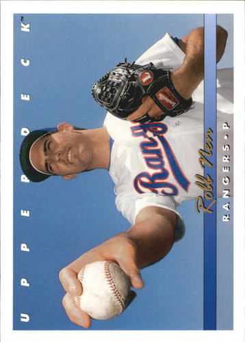 Photo of 1993 Upper Deck Gold Hologram #687 Robb Nen