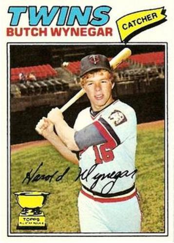Photo of 1977 Topps #175 Butch Wynegar RC
