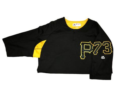 Photo of #73 Team-Issued Batting Practice Jersey
