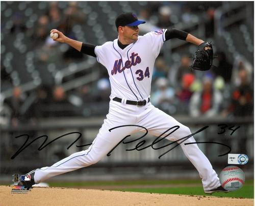 Photo of Mike Pelfrey Autographed 8x10