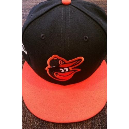Photo of #30 - 2016 Postseason Hat: Team-Issued