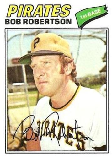 Photo of 1977 Topps #176 Bob Robertson