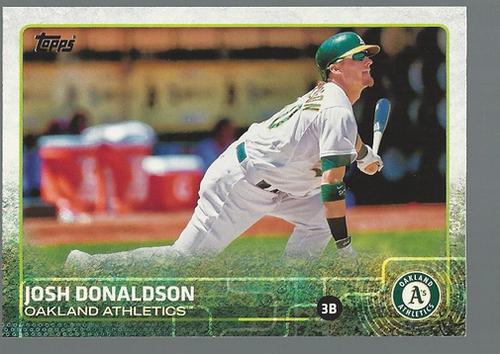 Photo of 2015 Topps #5A Josh Donaldson