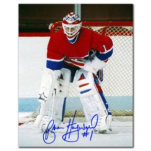 Brian Hayward Montreal Canadiens Autographed 8x10
