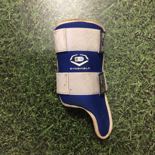 Photo of Andrew Susac 2016 Shin Guard