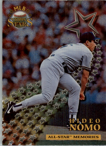 Photo of 1997 Topps Stars All-Star Memories #ASM8 Hideo Nomo