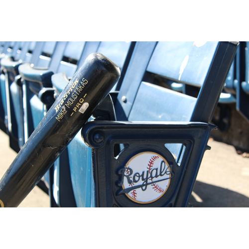 Mike Moustakas Player Bat