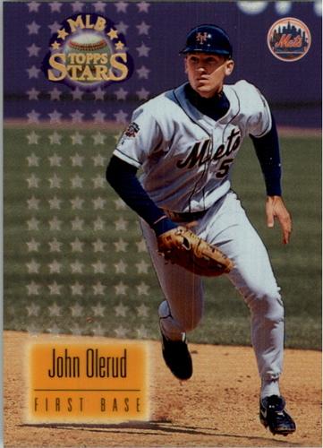 Photo of 1997 Topps Stars Always Mint #36 John Olerud