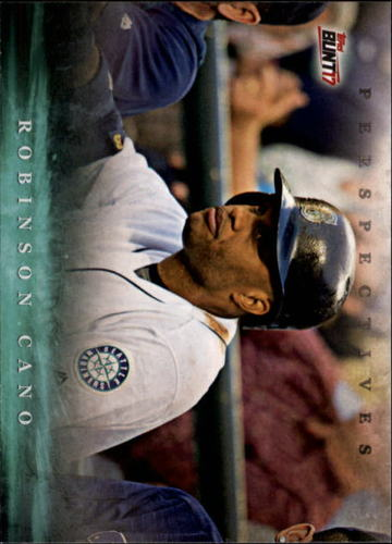 Photo of 2017 Topps Bunt Perspectives #PRC Robinson Cano