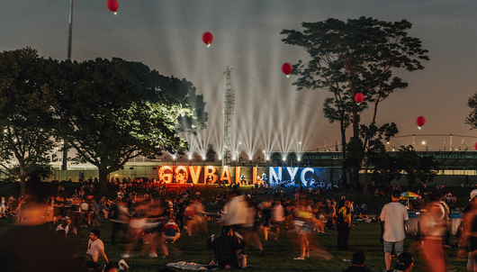 GOVERNORS BALL MUSIC FESTIVAL IN NYC - VIP PLUS EXPERIENCE