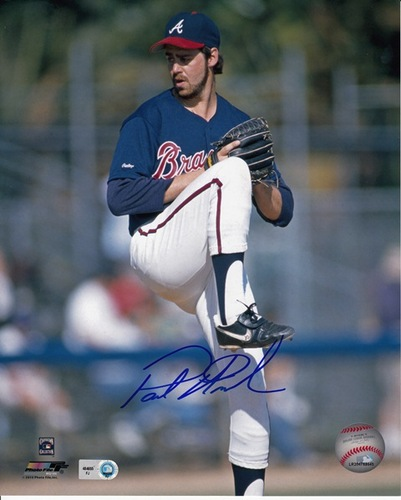 Photo of Paul Assenmacher Autographed 8x10