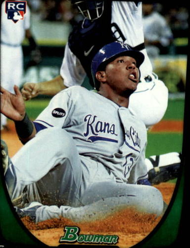 Photo of 2011 Bowman Draft #12 Salvador Perez RC