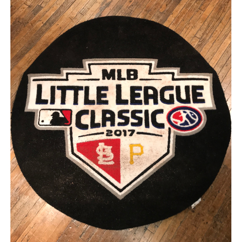 Photo of Little League Classic: Cardinals Game-Used On Deck Circle - 8/20/2017