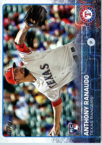 Photo of 2015 Topps Update #US109 Anthony Ranaudo RC
