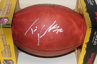 NFL - COWBOYS TRAVIS FREDERICK SIGNED AUTHENTIC FOOTBALL