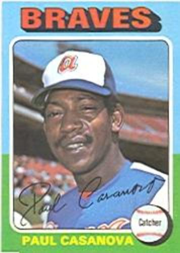 Photo of 1975 Topps #633 Paul Casanova