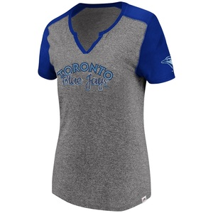 Toronto Blue Jays Women's Invulnerable Tshirt by Majestic