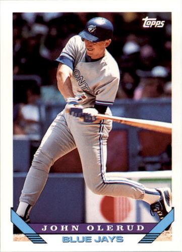 Photo of 1993 Topps #240 John Olerud