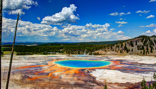 AUSTIN ADVENTURES 6-NIGHT YELLOWSTONE NATIONAL PARK FAMILY VACATION