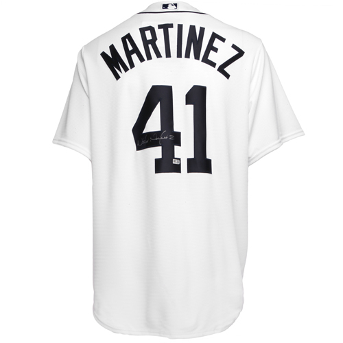 Photo of Detroit Tigers Victor Martinez Autographed Jersey