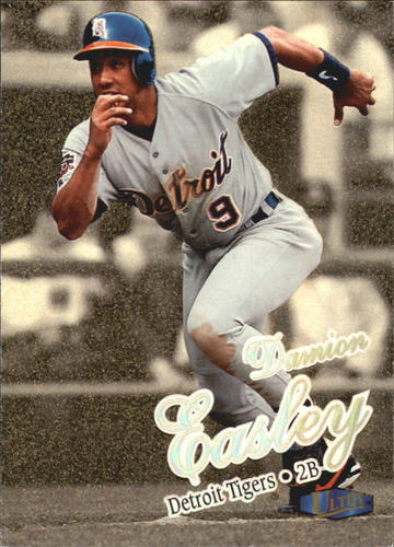 Photo of 1998 Ultra Gold Medallion #163 Damion Easley