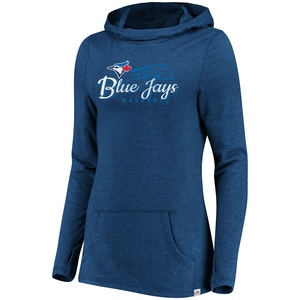 Toronto Blue Jays Women's Winning Side Hoody by Majestic