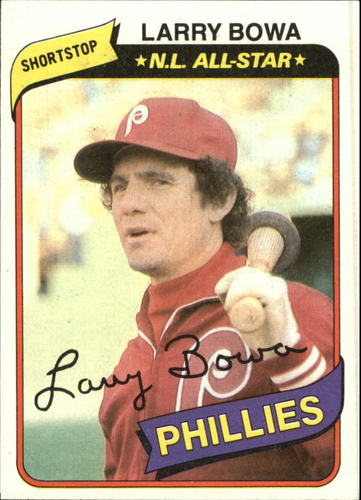 Photo of 1980 Topps #630 Larry Bowa