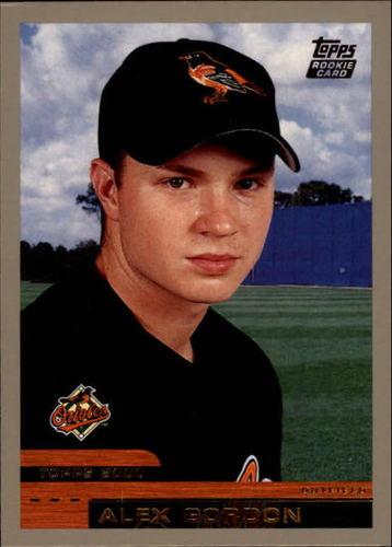 Photo of 2000 Topps Traded #T21 Alex Gordon RC