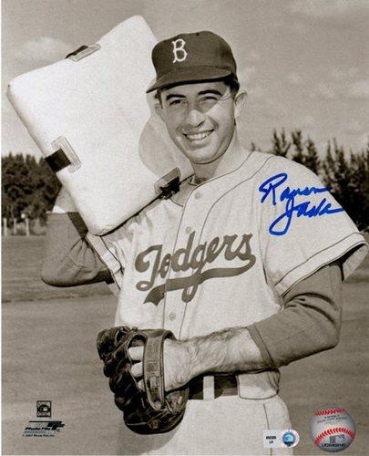 Photo of Ransom Jackson Autographed 8x10