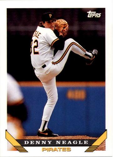 Photo of 1993 Topps #244 Denny Neagle