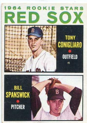 Photo of 1964 Topps #287 Rookie Stars Tony Conigliaro Rookie Card